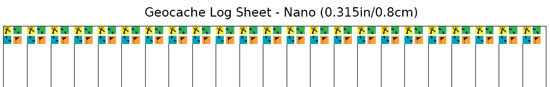 Geocaching-Log-Sheet-Nano